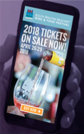 SoWal Wine Mobile Ad